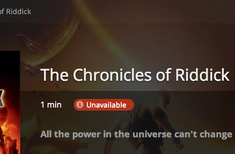 Why Does Plex Media Server Say My Content Is Unavailable Plex Support