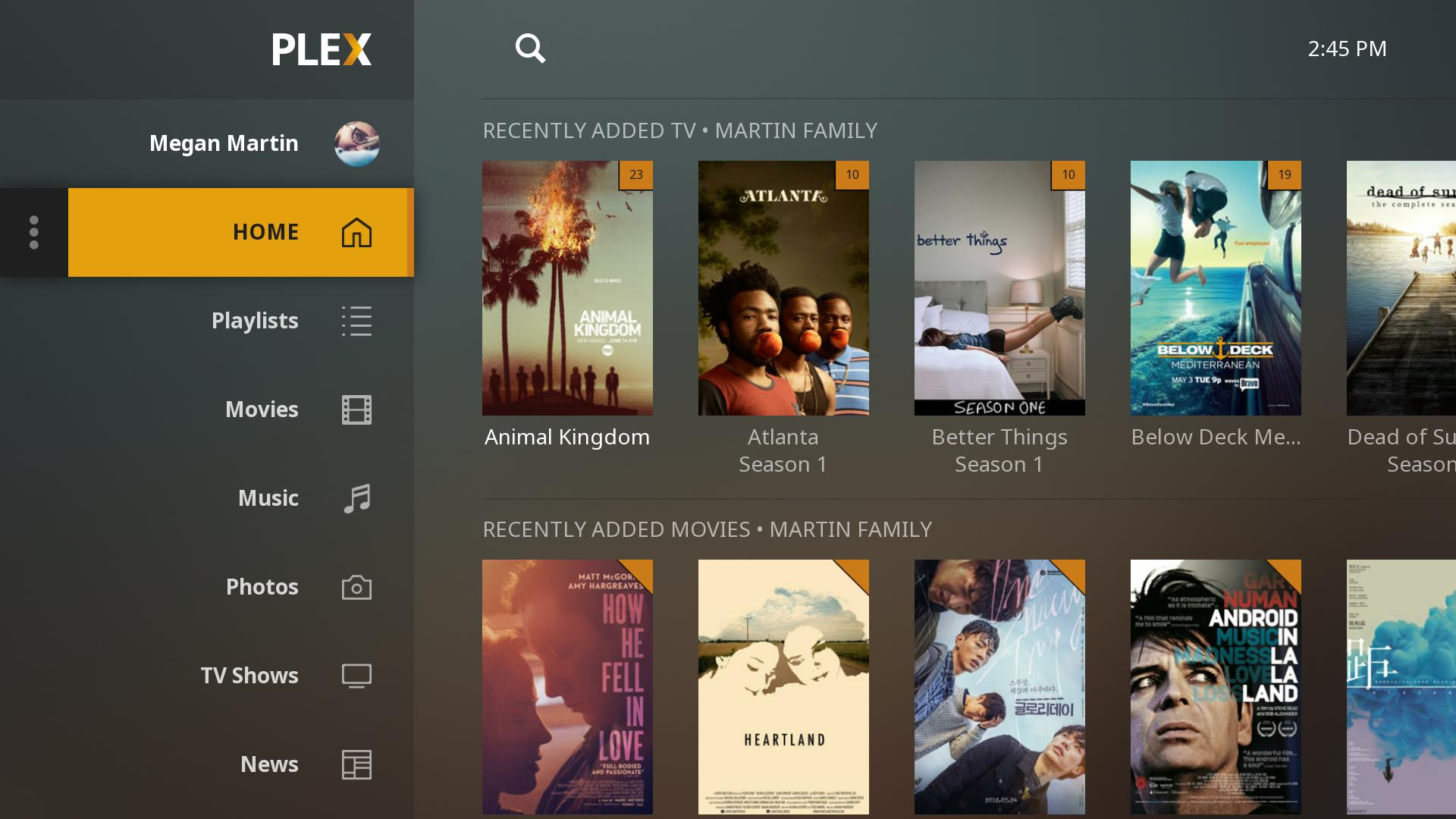 Connect a Player App to Your Plex Account | Plex Support